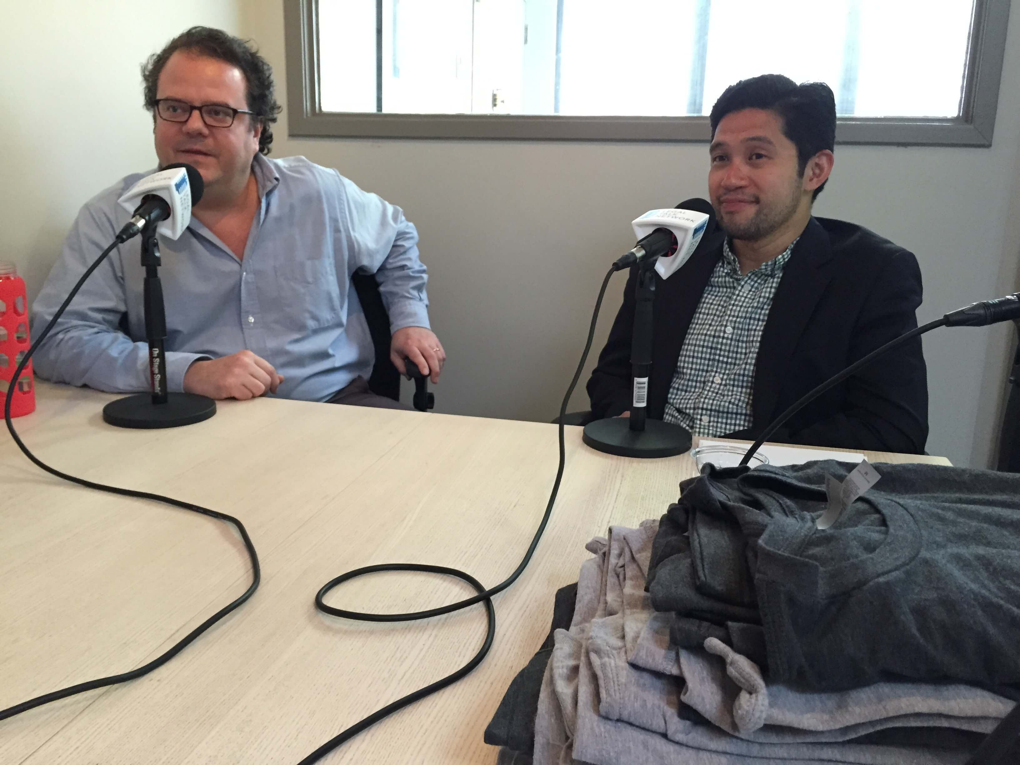 Interview with Above the Law Founder and Editing Manager David Lat and Breaking Media CEO John Lerner