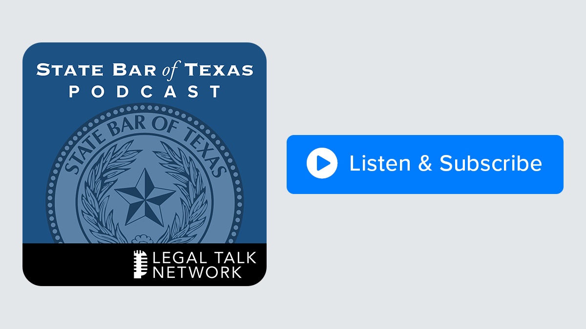 State Bar of Texas Annual Meeting 2019: Josh Team and the